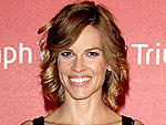 Hilary Swank Turns 36!