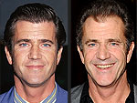 Mel Gibson's Changing Looks