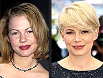 Time Machine: Michelle Williams's Changing Looks!