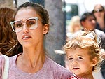 Jessica Alba Treats Honor to a Pick-Me-Up | Jessica Alba