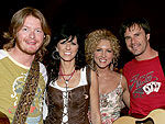 Little Big Town: The Challenges of Touring with Toddlers