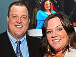 Melissa McCarthy & Billy Gardell Show Off Their Chemistry