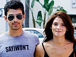 Joe Jonas & Ashley Greene Take Their Romance to the Streets