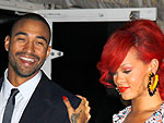 Rihanna and Matt Kemp Enjoy a Night Out in Paris | Rihanna