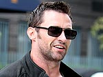 Hugh Jackman Picks Up His Daughter from School | Hugh Jackman