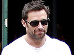 Hugh Jackman Takes a Scooter Ride with His Daughter | Hugh Jackman