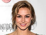 Samaire Armstrong Turns a Year Older