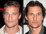 Matthew McConaughey's Changing Looks!