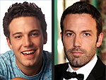 Ben Affleck's Changing Looks!