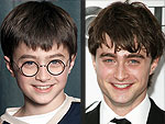 Daniel Radcliffe's Changing Looks!