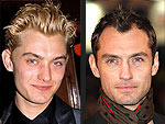 Jude Law's Changing Looks