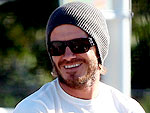 Becks Takes His Boys Skateboarding | David Beckham