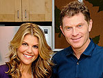 Bobby Flay & Lori Loughlin Dish Out Holiday Recipes