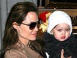 Brad & Angelina's Artful Big Apple Outing | Angelina Jolie, Brad Pitt