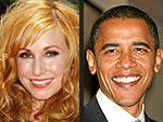 Kari Byron Dishes on President Obama's Mythbuster Appearance | Barack Obama