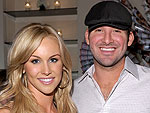 Tony Romo, Candice Crawford Wed in Dallas