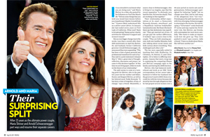 Arnold and Maria: Their Surprising Split