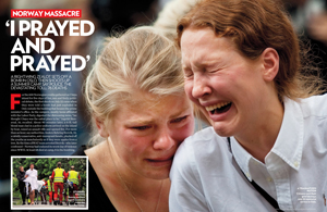 Norway Massacre: 'I Prayed and Prayed'