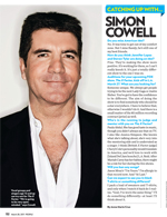 Catching Up With... Simon Cowell