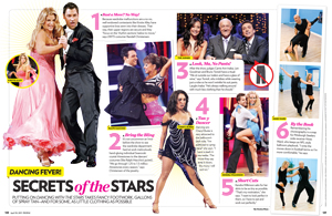 Dancing Fever! Secrets of the Stars