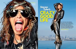 Steven Tyler's Crazy Good Life