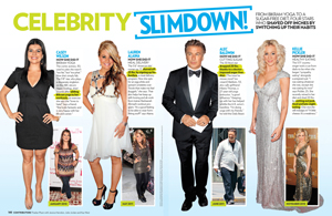 Celebrity Slimdown!