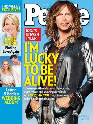 photo | American Idol, Eddie Cibrian, Katie Couric, LeAnn Rimes, Steven Tyler