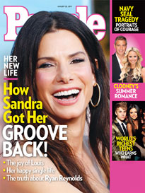 Sandra Bullock: Happier Than Ever!