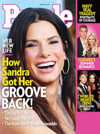 Sandra Bullock: Happier Than Ever!