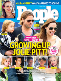 The Jolie-Pitts: Inside Their Family