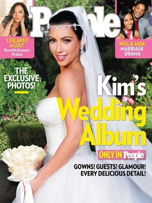 photo | Reality TV, Celebrity Wedding Albums, Kim Kardashian Cover, Jada Pinkett Smith, Kim Kardashian, Rose McGowan, Will Smith