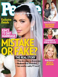 Kim & Kris: From 'I Do' to Divorce