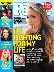 Giuliana Rancic: 'The Fight of My Life'