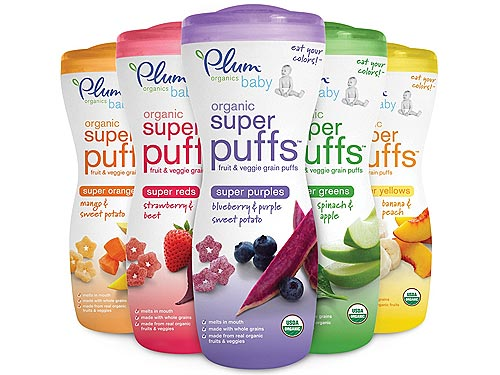 Plum snacks