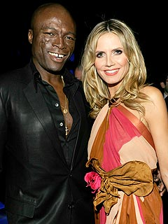 Heidi Klum and Seal to Divorce? | Heidi Klum, Seal