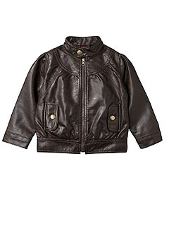 1 Trend 3 Ways Mini Leather Bomber Jackets U2013 Moms U0026 Babies U2013 Celebrity Babies And Kids - Moms ...