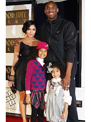 Kobe Bryant Family Photos. Family Photo: Kobe Bryant#39;s