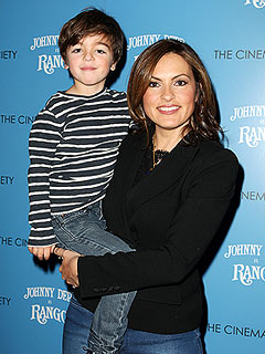 Mariska hargitay naming our baby was a family decision for How many children did jayne mansfield have