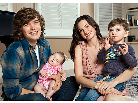 Zac Hanson 440 Celebrity Babies Moms And Families