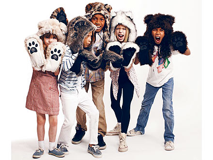 spirithoods cool animal hats for the whole family