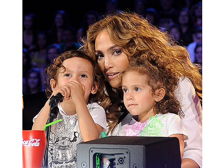jennifer lopez kids names. Radric Davis (his real name)