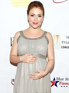 Alyssa Milano on New Son: 'My Heart Has Tripled in Size' | Alyssa Milano