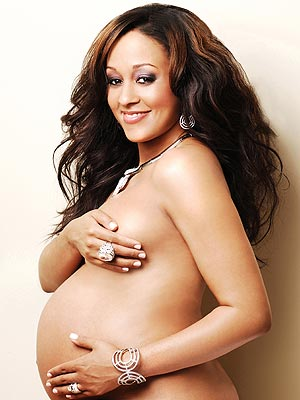 PHOTO: Tia Mowry &#39;Embraces the Sexuality&#39; of Pregnancy | Tia Mowry