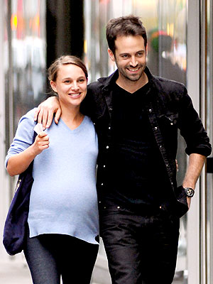 It's a Boy for Natalie Portman! | Benjamin Millepied, Natalie Portman