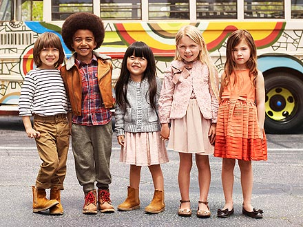 H Amp M Debuts Stylish Charity Collection For Kids Moms