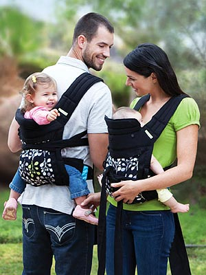 Make Babywearing Easy With Infantino S Ecosash Carrier