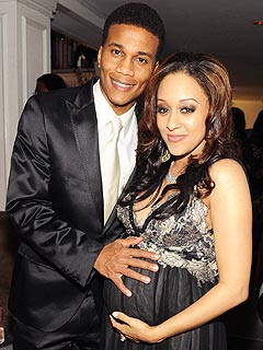 Tia Mowry Welcomes a Son | Tia Mowry