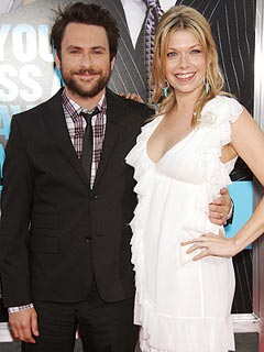 Charlie Day, Mary Elizabeth Ellis Welcome Son Russell ...