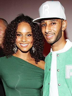 Alicia Keys, Swizz Beatz: It's All About the Shoes for Son Egypt