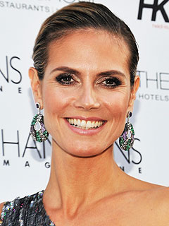 Heidi Klum Discusses the Hair Care Needs of All Her Children – Moms ...